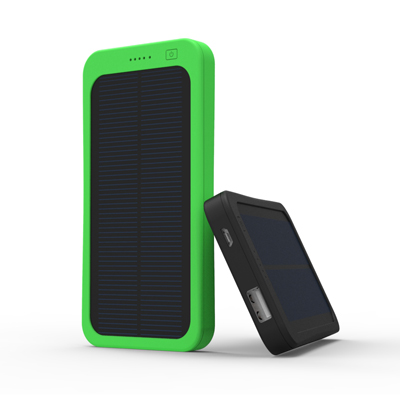 WT-117 4000mAh portable solar power bank