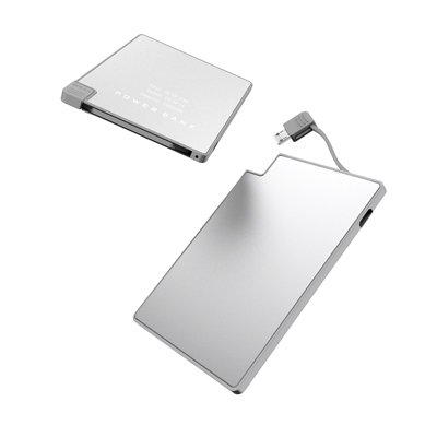 WT-230 2300mAh thinnest power bank in the world