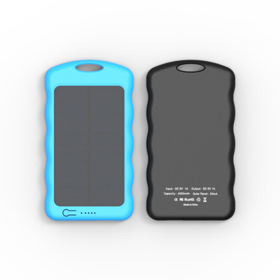 WT-227 4000mAh portable solar power bank