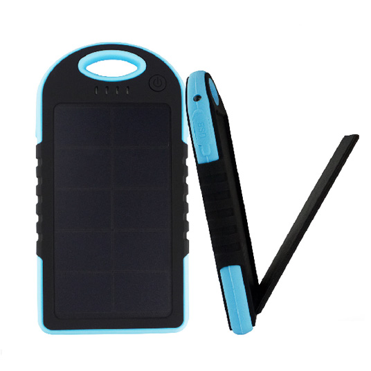 WT-012 Solar power bank