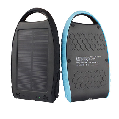 WT-018 Solar power bank